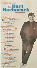 The Look of Love: The Burt Bacharach Collection, 3 Cd Box Set w/book,1998 Rhino