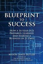 Blueprint to Success : How a 16-Year Old Prepared, Learned, and Started a...