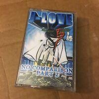 DJ J-LOVE No Comparison Pt.2 CLASSIC 90S NYC HIP HOP CASSETTE MIXTAPE RAP