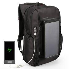 bb3b5376463dc Anti-Diebstahl Mens Frauen Laptop Notebook Rucksack + USB Lade-Port School  Bag.