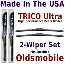 Buy American: TRICO Ultra 2-Wiper Blade Set fits listed Oldsmobile: 13-19-19