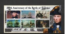 Solomon Islands 2005 Trafalgar 200th  Anniversary sheet UM (MNH)