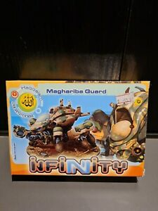 Infinity - Haqqislam - Maghariba Guard (Boxed) metal