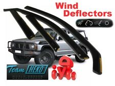 NISSAN Patrol Y60   5.doors  1887 - 1997  Wind deflectors  4.pc HEKO  24233