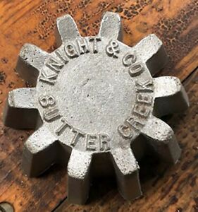 Knight Foundry Handmade Replica Bevel Gear Casting - Choose Your Color and Size