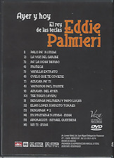 dvd EDDIE PALMIERI el rey de las teclas PLO PA' RUMBA muñeca VAMONOS PAL MONTE