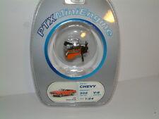"""1/24 PTX Chevy 302 ci"""" """"motor de bloques pequeños, para actualización Kit, Soporte Diorama Inc"""