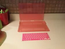 Laptop Hard Plastic Shell Cover Case Protector Guard Soft Touch Keyboard Cover