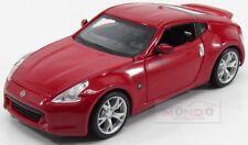 Nissan 370Z Coupe 2009 Red Met Maisto 1:24 MI31200R