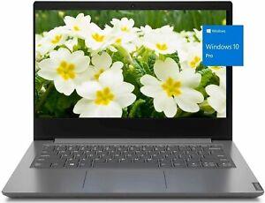 """New Lenovo V14 Business 14"""" FHD AMD Athlon 3150U 8GB 1TB HDD Webcam Win10 Pro"""