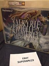 Valkyrie Profile 2: Silmeria ARTIFACT BOX ( PlayStation 2, 2006) JAPAN  VGA 95