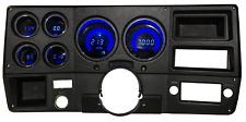 1973-1987 Chevy Truck Digital Dash Panel Blue LED Gauges For LS Engine USA Made