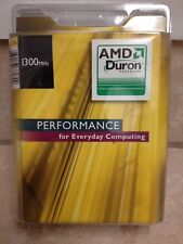 New Vintage AMD Duron 1.3GHz Socket 462/A Processor - Factory Sealed! Rare!