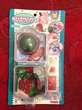 Pokemon Authentic Japanese Tomy Pokemon Scene Playset Clefairy and Diglett New