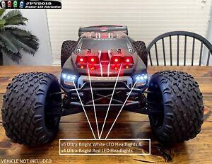 Redcat Shredder XTE LED  RC LED Light Kit - Front & Rear LEDs - 16 LEDs - USA