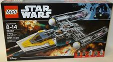 LEGO 75172 Star Wars Y-Wing Fighter New Rogue One MOROFF ADMIRAL RADDUS minifigs