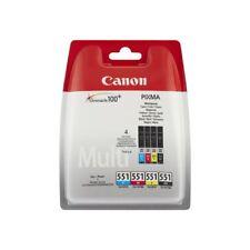 Canon Cli-551 C/m/y/bk w/o SEC negro cian amarillo cartucho de tinta