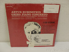 ARTUR RUBINSTEIN Grieg Piano Concerto FACTORY SEALED RCA Living-Stereo LSC-2566