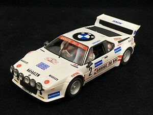 FLY A2011 BMW M1 Rally Du Var 1981 Darniche/Mahe #2.  Brand New In Case.