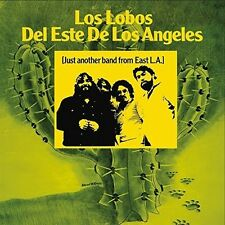 Just Another Band From East La - Los Lobos (2015, CD NIEUW)