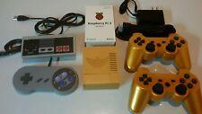 Raspberry Pi 3 Retropie Game Console -  Zelda Tribute -  For.NES & Retro Gamers