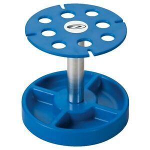 Duratrax DTXC2385 Pit Tech Deluxe Shock Stand Blue