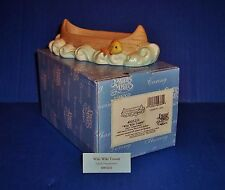 Precious Moments Wiki Transit Canoe 2005 Hawaii Event Exclusive 4003251  NIB