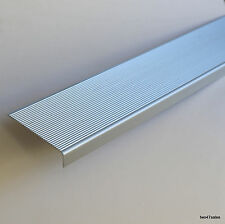 Copertina UPVC antiscivolo in alluminio Treadplate Protettore Davanzale Porta KICK UPVC Finestra