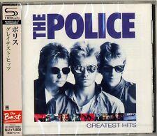 THE POLICE-GREATEST HITS-JAPAN SHM-CD D50