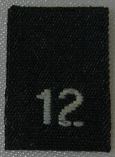 Etiqueta de tamaño