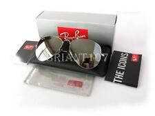 New Sunglasses Ray-Ban RB3025 Aviator 003/40 Silver Mirror 62mm+Gift bag