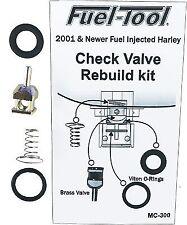 Fuel Tool EFI Check Valve Rebuild Kit FUEL TOOL  MC300