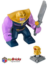 LEGO® Marvel Super Heroes - Avengers - Thanos mit Infinity Gauntlet aus 76107