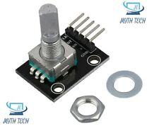 Encodeur Ky-040 Rotatif Codeur Commutateur Module Bouton Arduino Raspberry AVR