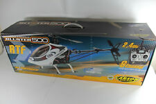 Carson Bluster 500 RTF 2.4 Ghz 6 Channel Radio Controlled Helicopter (BODY ONLY)