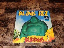 Blink 182 Rare Blue Color Vinyl LP 750 Press Buddha Newbury Comics Exclusive