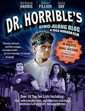 Dr. Horrible's Singalong Blog - UK Region 2 Compatible DVD Neil Patrick Harris