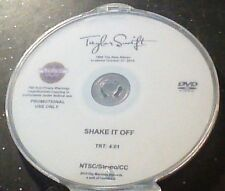 "Taylor Swift ""Shake It Off"" UKDJ Promo DVD Single Very HTF LQQK !"