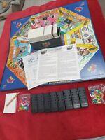 Vintage Retro Ad Mad Advert Quiz Board Game 1993 1990s TV Family Quiz Fun Advert