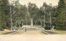 LUXEMBOURG monument de la princesse amélie