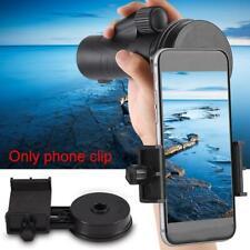 Universal Cell Phone Adapter Holder Telescope Mount Microscope Bracket New