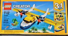 NEW SEALED LEGO CREATOR 31064 ISLAND ADVENTURES PLANE, BOAT & ISLAND 3 IN 1