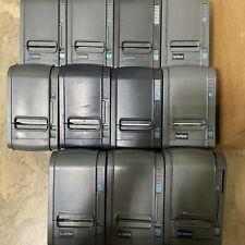 Lot of 3 VeriFone RP-300 Thermal Receipt Printer Ruby Topaz XL