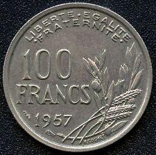 1957 France 100 Franc Coin