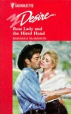 Boss Lady and the Hired Hand Barbara McMahon paperback