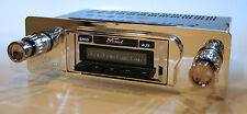 1964 1965 Ford Falcon  USA-230 AM/FM Radio Aux MP 3 Custom Autosound