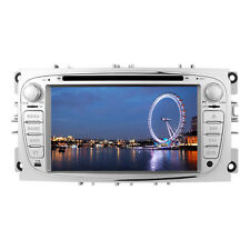 RADIO CAR CD/DVD PLAYER GPS SAT NAV STEREO FORD FOCUS MONDEO S-MAX GALAXY