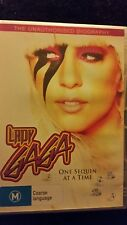 Lady Gaga One Sequin At a Time  DVD