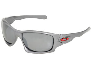 Oakley Ten Alinghi Edition Polarized Sunglasses OO9128-08 Grey/Black Iridium