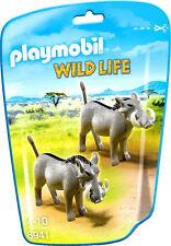 6941 Facoceros playmobil zoo africa safari animal jabalí wild pig facocero